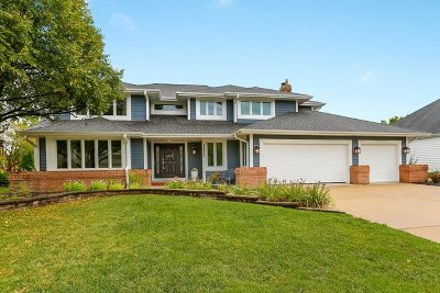 Naperville Single Family Home New: 1472 Frenchmans Bend Drive