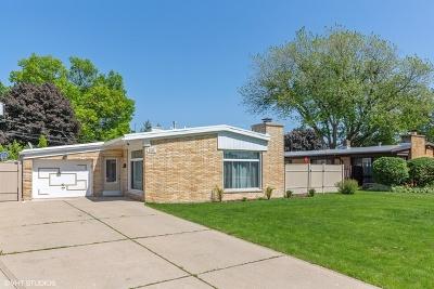 Chicago Single Family Home New: 5043 North Ottawa Avenue