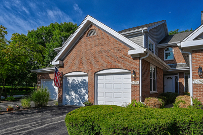 Glen Ellyn Condo/Townhouse New: 2s754 Lakeside Drive #754