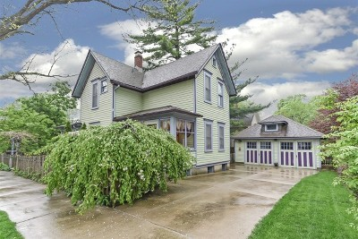 Elgin Single Family Home New: 106 North Porter Street