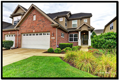 Woodridge Condo/Townhouse For Sale: 2555 Cedar Hill Lane