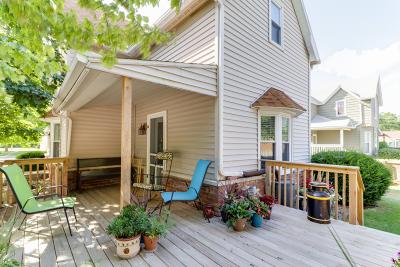 Lexington Single Family Home Price Change: 101 West Greenwich Street