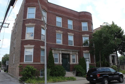 Chicago Multi Family Home For Sale: 6315 South Ingleside Avenue South
