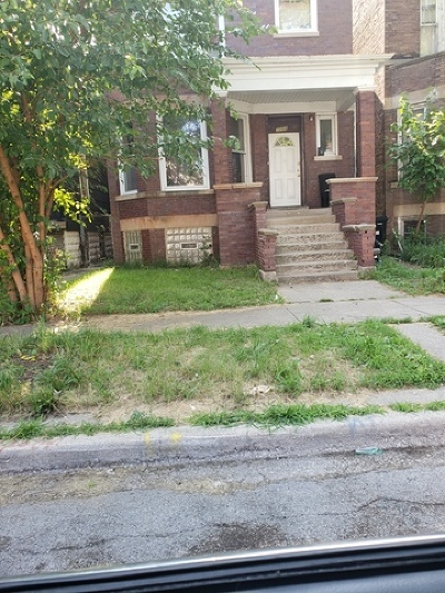 Chicago IL Single Family Home New: $59,000