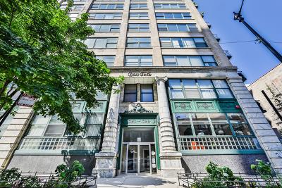 Condo/Townhouse New: 1322 South Wabash Avenue #403