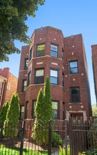 Condo/Townhouse New: 1741 West Albion Avenue #1