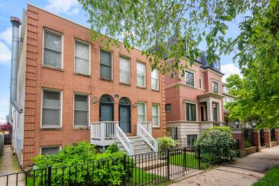 Condo/Townhouse New: 3543 North Bosworth Avenue #C