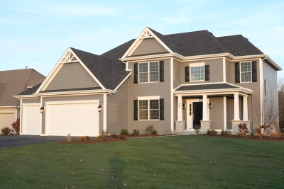 Geneva IL Single Family Home New: $519,900