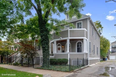 Single Family Home New: 1943 West Wolfram Street