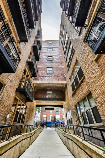 Condo/Townhouse New: 1500 West Monroe Street #301