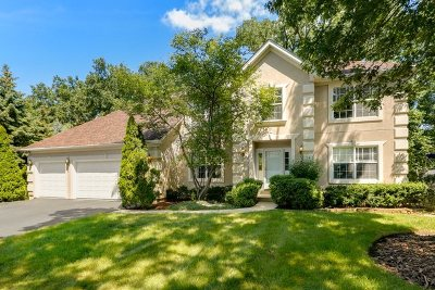 Bolingbrook Single Family Home New: 5 Burr Oaks Court