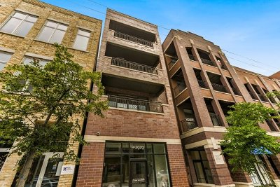 Condo/Townhouse New: 2929 North Lincoln Avenue #2