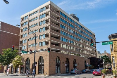 Condo/Townhouse New: 2800 North Orchard Street #509