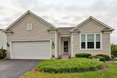 Mundelein Single Family Home New: 3261 Sheridan Lane