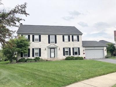 Des Plaines Single Family Home For Sale: 1121 Kylemore Court