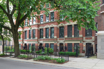 Condo/Townhouse New: 319 West Webster Avenue #1