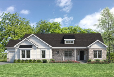 Geneva IL Single Family Home New: $584,540