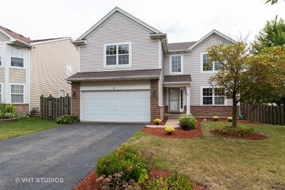 Romeoville Single Family Home New: 7 Kenilworth Avenue