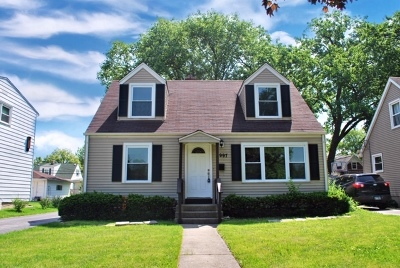 Elmhurst Single Family Home New: 997 South Spring Road