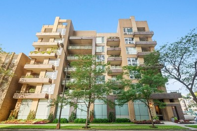 Chicago Condo/Townhouse New: 5430 North Sheridan Road #708