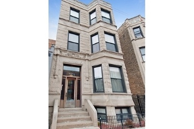 Condo/Townhouse New: 2921 North Halsted Street #2R