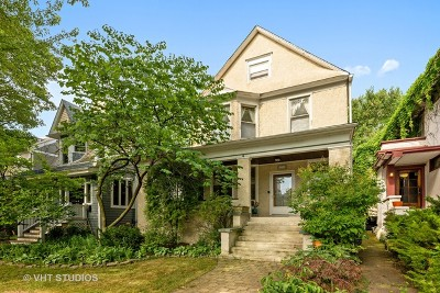 Single Family Home For Sale: 5252 North Wayne Avenue