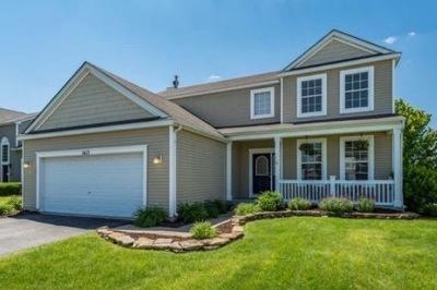 Plainfield Single Family Home New: 1415 Bridgehampton Drive