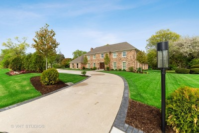 Oak Brook Single Family Home New: 2801 Meyers Road