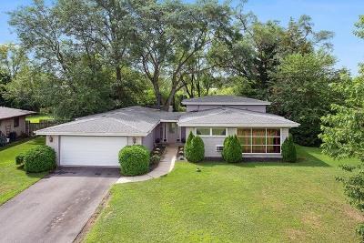 Homer Glen Single Family Home New: 14927 Wilco Drive