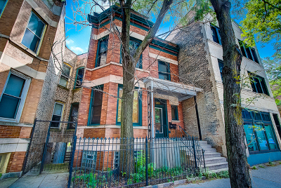 Multi Family Home New: 3611 North Damen Avenue