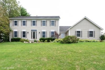 Elgin Single Family Home New: 9n909 Heatherington Place