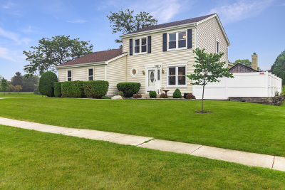Crystal Lake Single Family Home New: 1308 Fountain Green Drive