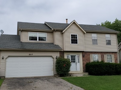 Carol Stream IL Rental For Rent: $2,400