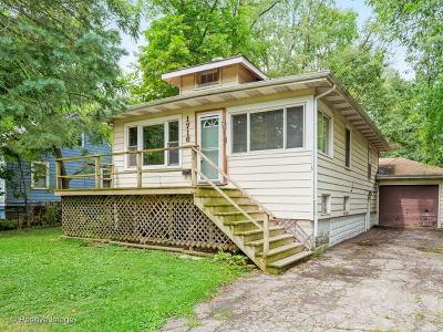 Lisle Single Family Home New: 1716 Burlington Avenue