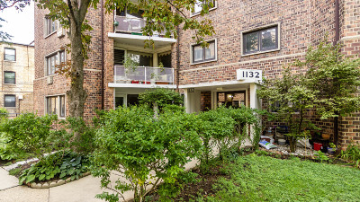 Condo/Townhouse New: 1132 West Lunt Avenue #6B