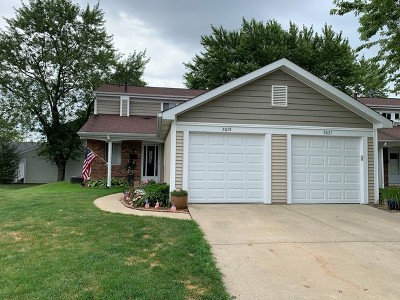 Hoffman Estates Condo/Townhouse New: 2019 Raleigh Place