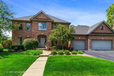 St. Charles IL Single Family Home New: $424,900