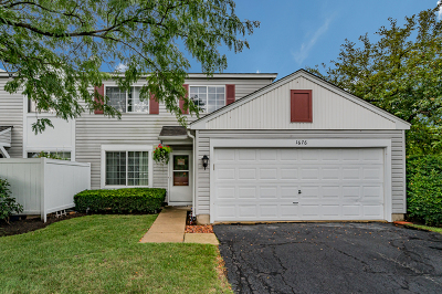 Naperville Condo/Townhouse New: 1676 Normantown Road #444