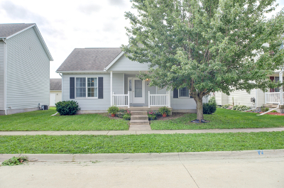 Single Family Home For Sale: 915 Perry Lane