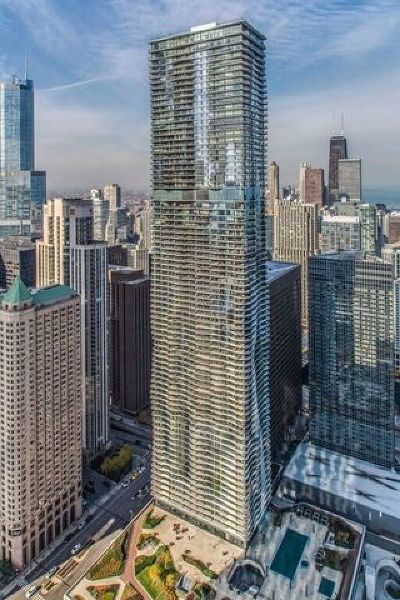 Chicago Condo/Townhouse New: 225 North Columbus Drive #6004