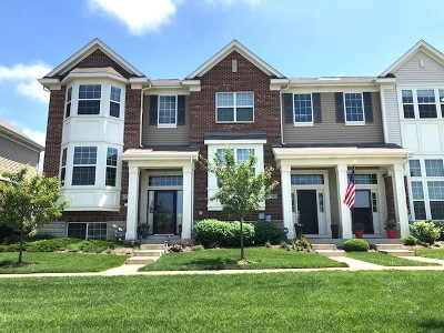 Orland Park Condo/Townhouse New: 15367 Sheffield Square Parkway