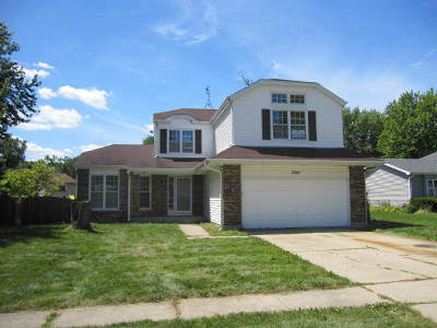 McHenry Single Family Home For Sale: 1705 North Ryan Street