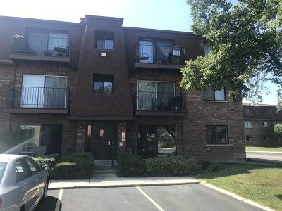 Glenview Condo/Townhouse For Sale: 628 Cobblestone Circle #B