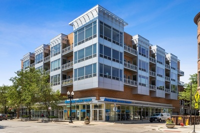 Condo/Townhouse New: 3920 North Sheridan Road #403