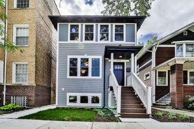 Single Family Home Contingent: 3305 West Eastwood Avenue