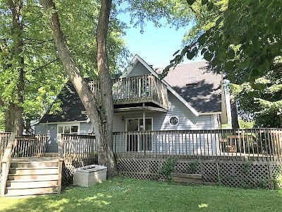 Spring Grove Single Family Home New: 28978 West Golf View Drive