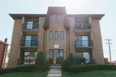 Midlothian IL Condo/Townhouse For Sale: $94,900