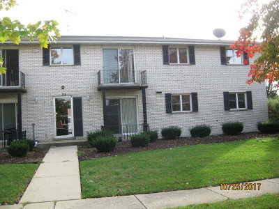 Mokena, Frankfort, New Lenox Rental Re-Activated: 114 Towncrest Drive #2B