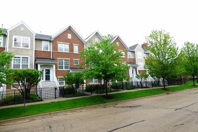 Palatine Condo/Townhouse New: 328 West Wood Street