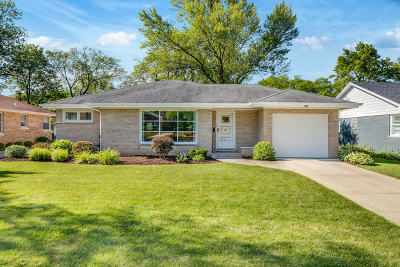 Elmhurst Single Family Home New: 336 East South Street